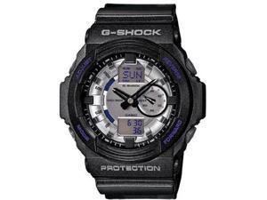 Casio G Shock Analog Digital Gray Dial Men's Watch - GA150MF-8A