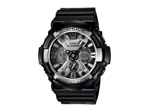 Casio G Shock Magnetic Resistant Digital Men's Watch - GA200BW-1A