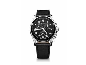 Victorinox New C. Classic Black Dial Men's Quartz Watch - V241545