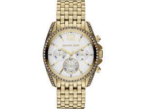 Michael Kors Quartz Analog White Dial Women's Watch MK5928