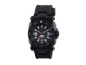 Reactor Gryphon Quartz Analog Black Dial Men's Watch 73801