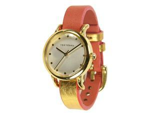 TOKYObay Lily Analog Silver Dial Women's Watch T612-CO