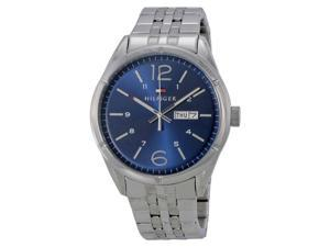 Tommy Hilfiger Analog Blue Dial Men's Watch 1791061