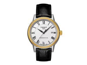 Tissot Carson Analog White Dial Men's Watch T085.407.26.013.00