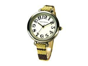 TOKYObay Sedona Analog White Dial Women's Watch T016-BE