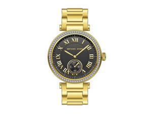 Michael Kors Skylar Analog Black Dial Women's Watch MK5989