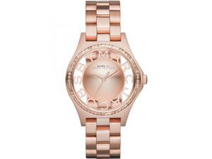 Marc by Marc Henry Analog Rose Gold Dial Women's Watch MBM3339