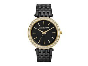Michael Kors Petite Darcel Analog Black Dial Women's Watch MK3322