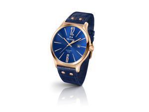 TW Steel Slim Analog Blue Dial Men's Watch TW1305