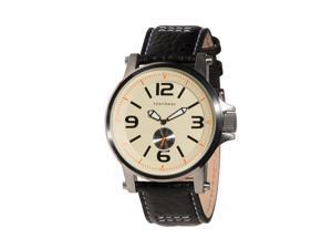 TOKYObay Agent Quartz Analog  Beige Dial  Men's Watch T807-BE