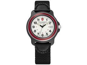 Victorinox Swiss Army Original Swiss Quartz Analog White Dial Men's Watch V249088