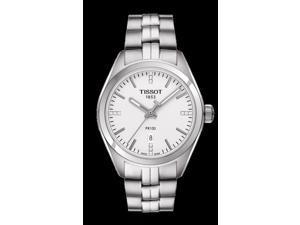 Tissot PR 100 Lady Silver Quartz Analog Women's Watch T101.210.11.036.00