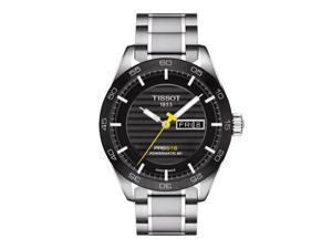 Tissot PRS 516 Automatic Gent T100.430.11.051.00 Black/Silver Stainless Steel Analog Automatic Men's Watch