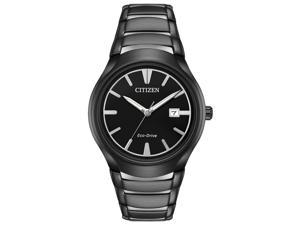 Citizen AW1558-58E Black Stainless Steel Mens Watch