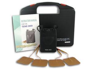 Dual Channel TENS Unit - TENS-2800 1 Mode