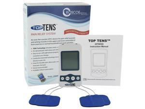 TOP TENS Pain Relief System FDA Approved NON-PRESCRIPTION - Model DT6030