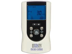 InTENSity Micro Combo Dual Channel TENS Unit and Micro Unit with AC Adapter
