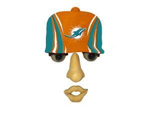 Miami Dolphins Logo Forest Tree Face