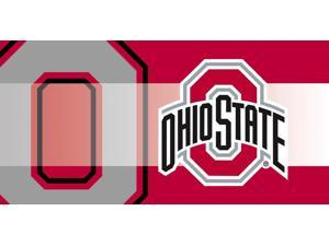Ohio State Buckeyes Sassafras Decorative Floor Mat Insert