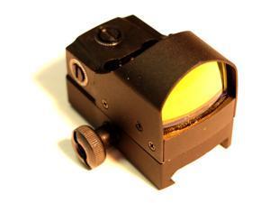 Tactical Spec Reflex Red Dot Sight w/Picatinny/Weaver Rail Mount & Red Dot Brightness Memory