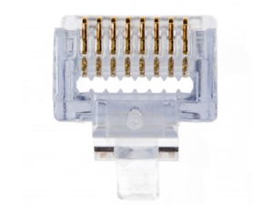EZ-RJ45 Cat6+ Connector 100 pc Jar