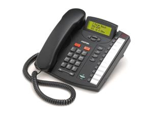 Aastra - M9116 Analog Phone Charcoal