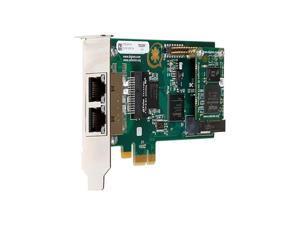 Digium 1TE235F Two (2) Span Digital T1/E1/J1/Pri PCI-Express X1 Card