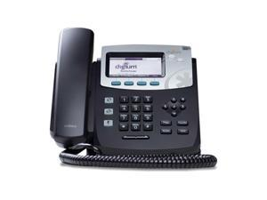 Digium - 1TELD040LF D40 2-Line SIP Phone with HD Voice and Power Supply