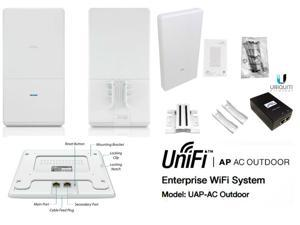 Ubiquiti UAP-AC Outdoor, UniFi AP AC Outdoor 11ac 1750Mpbs dual-band 600ft PoE+