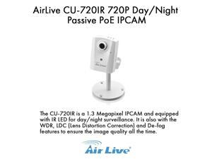 AirLive CU-720IR 720P Day/Night Passive PoE IPCAM