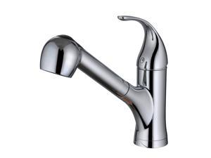 BIDET4ME, KM-05A, Kitchen Sink Faucet Pull Out 2 functions Spray Mixer Tap (Lead Free)