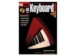 FastTrack Music Instruction - Keyboard, Book 1 (Fasttrack Series) Paperback