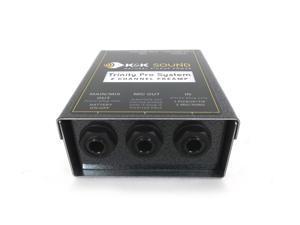 K&K Sound Trinity Pro 12-String System