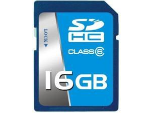 16GB SD HC Class 10 SCT Secure Digital Ultimate Extreme Speed SDHC Flash Memory Card 16G 16 GIGS GB FOR Digital Camera SLR Tablet Computer GPS
