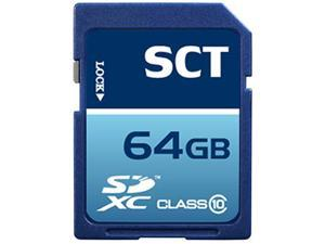 64GB SD XC Class 10 SCT Secure Digital Ultimate Extreme Speed SDXC Flash Memory Card 64G 64 GIGS GB