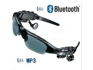 4GB headphone bluetooth MP3 sunglass Mp3 Player