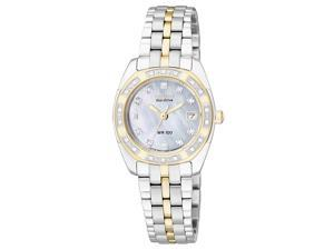 Citizen Eco Drive Ladies Stainless Steel Watch