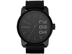 Diesel Not So Basic Basic Black Mens Watch DZ1446