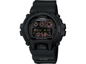 Black Casio G-Shock Military G-Force Watch DW6900MS-1