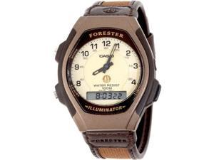 Casio Men's FT-600WB-5BV Forester 10-Year Battery Sport Watch