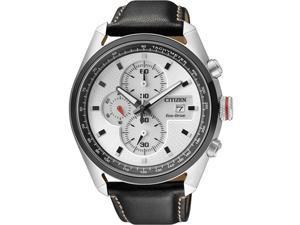 Men's Citizen Eco-Drive Chronograph Watch CA0361-04A