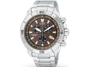 Citizen Eco-Drive Chronograph Mens Watch AT0810-55X