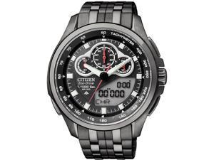 Citizen Eco-Drive ProMaster Black Dial Men's Watch #JW009754E