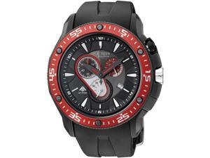 Men's Citizen Eco-Drive Chronograph Watch AT0709-08E