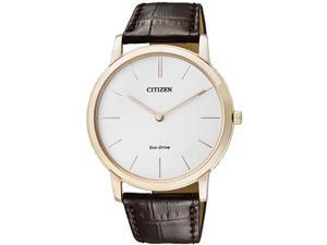 Men's Citizen Stilleto Eco-Drive Ultra Thin Watch AR1113-12A