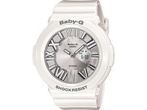 Casio Baby G Neon Illuminator Gray Dial Women's Watch - BGA160-7B1