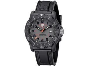 Luminox Black Ops Carbon Grey Dial Black Rubber Mens Watch 8802