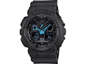Casio G-Shock Military Analog Digital Gray Watch GA100C-8A