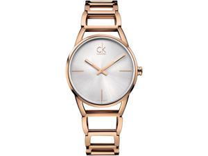 Women's Calvin Klein ck Stately Dress Watch K3G23626