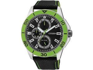 Men's Citizen Eco-Drive Multi-Function Watch AP4030-06E